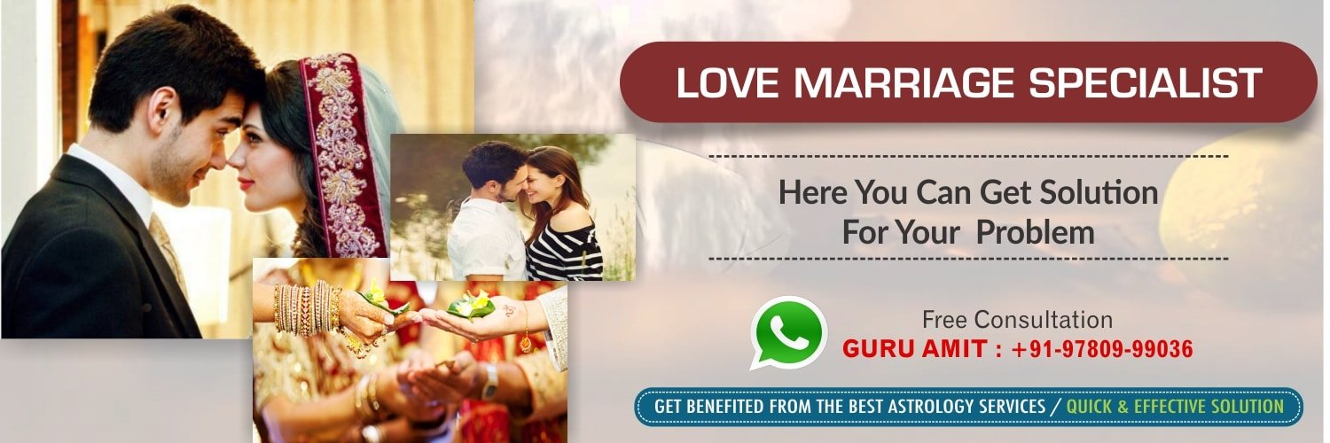 Love Marriage specialist in Chandigarh